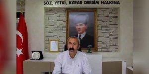 Tunceli Belediyesi'nin hesaplarına haciz
