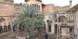 """Şanlıurfa'da tarihi """"Zaza Konağı"""" restore edilecek"""