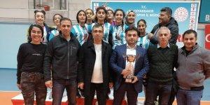 Okul Sporları Müsabakalarında Diyarbakır birincisi, Şehit Nuriye Ak Ortaokulu