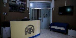 DİMED,'den AA'nın Kahire ofisine düzenlenen baskına kınama