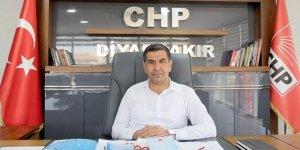 CHP Diyarbakır İl Örgütüne görevden alma