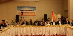 Kürtler 'Ulusal İttifak' için birleşiyor!
