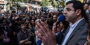 Selahattin Demirtaş: Beni siyasi yasaklı hale getirmek için yeni tezgah hazırlanıyor