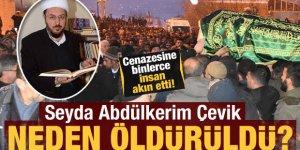 Kanaat önderi Çevik'in katil zanlısı tutuklandı