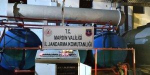 BOTAŞ petrol boru hattından ham petrol çalan şahısları yakaladı