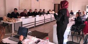 Diyarbakır'da eczacılara ilk yardım eğitimi