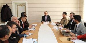 Van Başkale'de 'madde bağımlılığıyla mücadele' toplantısı