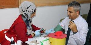 VİDEO - Diyarbakır İl Milli Eğitim Müdürlüğünden kan bağışı seferberliği