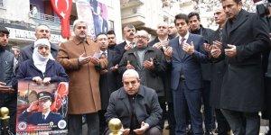Şehit Gaffar Okkan ve silah arkadaşları unutulmadı