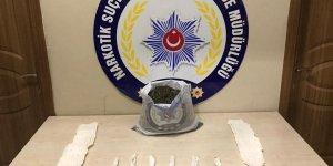 Şanlıurfa'da narkotik operasyonu: 9 tutuklama