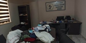 Van TUHAY-DER'e operasyon: Gözaltılar var