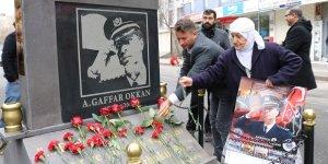 Gaffar Okkan unutulmadı