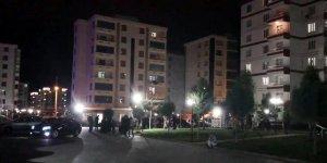 VİDEO - Elazığ depremi Diyarbakır'da paniğe yol açtı
