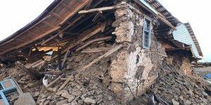VİDEO - Elazığ depreminde kırsal bölgelerde ciddi yıkımlar var