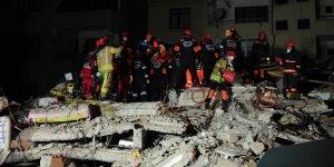 Deprem bölgesinden bakanlardan açıklama