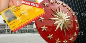 Diyarbakır'da sarı basın kartı iptal edilen gazeteciler