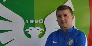 Amedspor teknik direktör Budakın'dan istifa