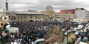 VİDEO - 'Yüzyılın anlaşması'na Diyarbakır'dan tepki