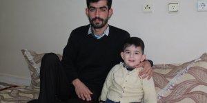 VİDEO - Kalp hastası küçük İlyas'ın babası yetkililere seslendi: Oğlumu kurtarın
