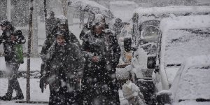 Meteorolojiden 4 il için yoğun kar uyarısı