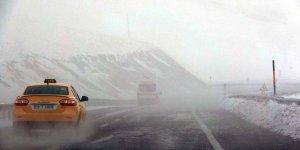 Van'da riskli bölgelerde ulaşım kontrollü sağlanıyor
