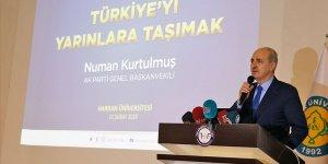 AK Parti Genel Başkanvekili Kurtulmuş: Avrupa'yı ırkçılık ve yabancı düşmanlığı zehirliyor