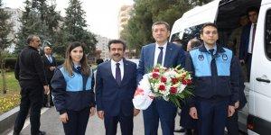 Milli Eğitim Bakanı Selçuk'tan Diyarbakır Büyükşehir'e ziyaret