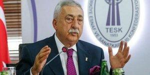 TESK Başkanı Palandoken'den emeklileri sevindirecek çıkış