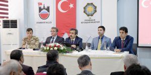 'Diyarbakır'a hizmet yolunda buluşmaları' Çınar'da