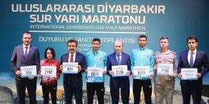 Uluslararası Sur Yarı Maratonu tanıtım toplantısı gerçekleşti