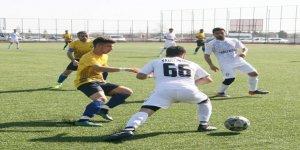 Silvan Aslanspor, Öğretmenler Ayspor ile 0 - 0 berabere kaldı