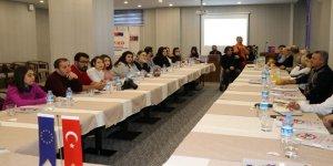 Van'da 'İşitme Engelli STK'ları Birlikte' çalıştayı