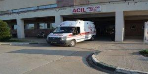Gaziantep'te otomobilin çarptığı çocuk yaralandı