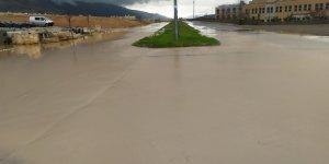 Yeni Hasankeyf'i su bastı