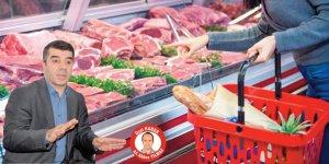 Diyarbakır'da kırmızı ete koronavirüs zammı!