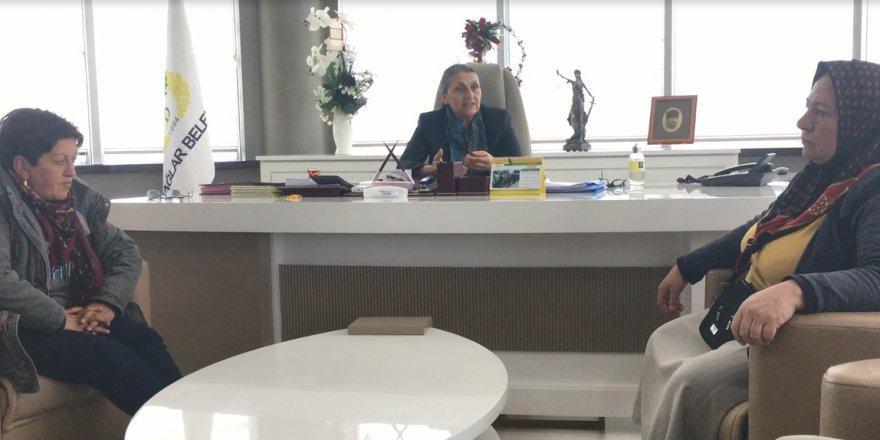 Diyarbakır kadın pazarcılar