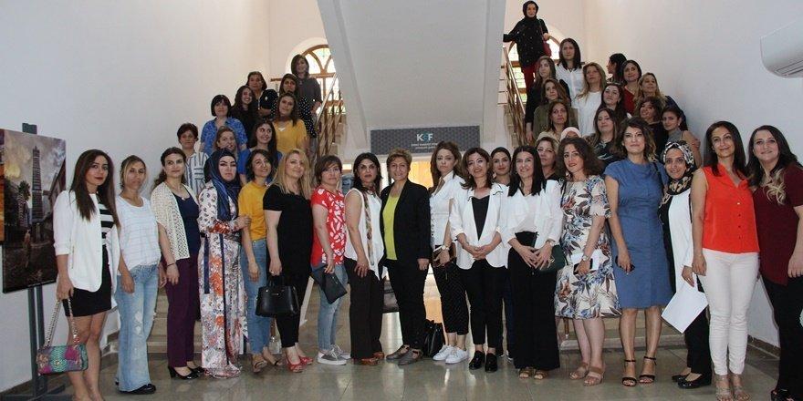 DTSO Kadın Meclisi yürütmesini seçti Kaynak: DTSO Kadın Meclisi yürütmesini seçti