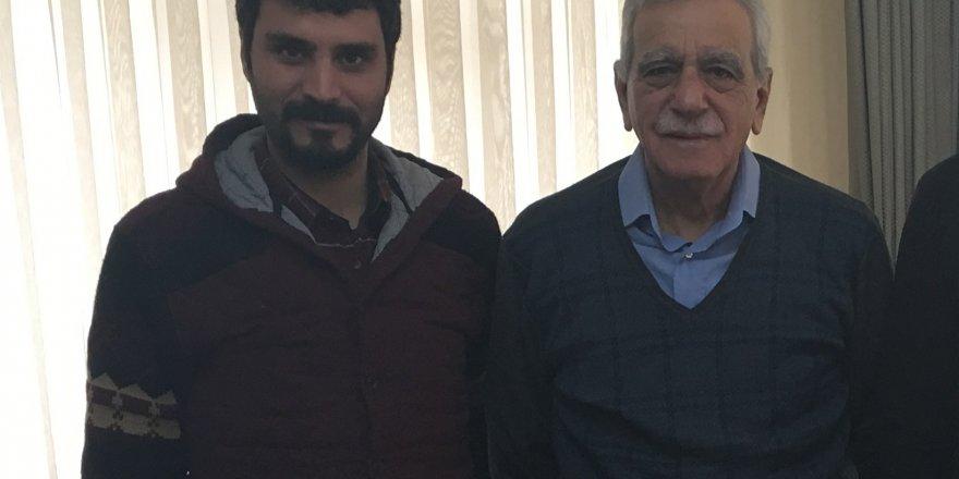 Ahmet Türk, Tigris Haber'e konuştu