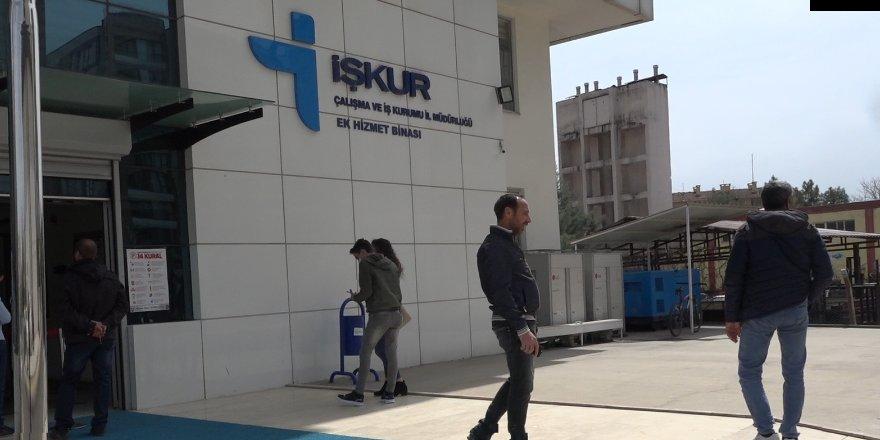 Coronavirüs Diyarbakır'da günü birlik çalışan işçileri de vurdu