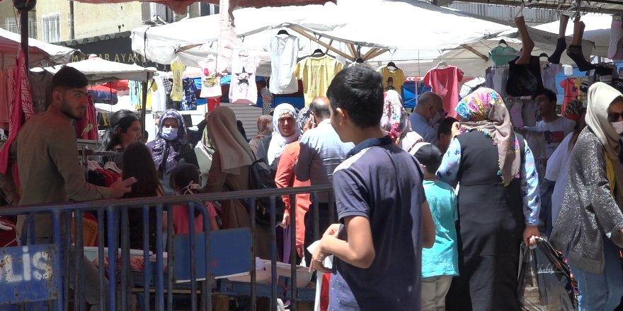 Diyarbakır esnafı zorda, yardım bekliyor