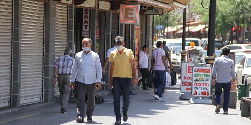Diyarbakır'da vaka sayısı bin 500'e yaklaştı