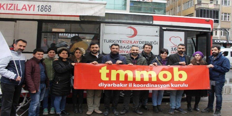 Öykü Arîn'e Diyarbakır'dan destek