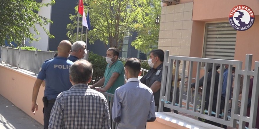 Diyarbakır'da TYP başvuruları tartışmalı başladı