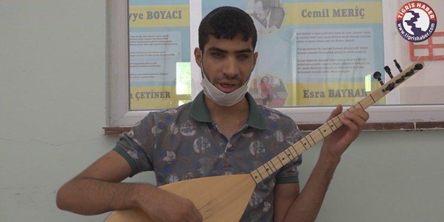 Diyarbakır'da görünmeyen başarı: Kenan