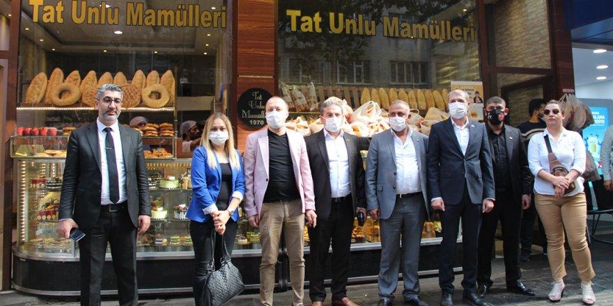 MHP Diyarbakır İl Başkanı: Fakirler hep olacak