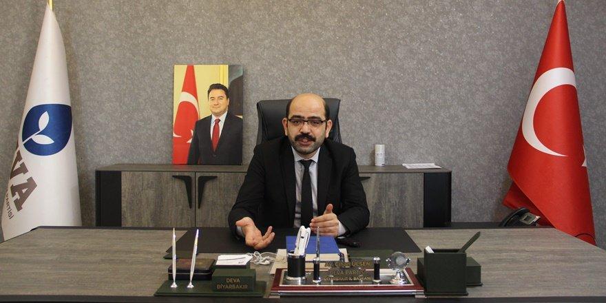 DEVA Partisi Diyarbakır İl Başkanı: İktidar sandıktan korkuyor