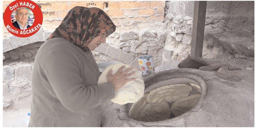 Diyarbakır'da asırlardır süren gelenek 'tandır'
