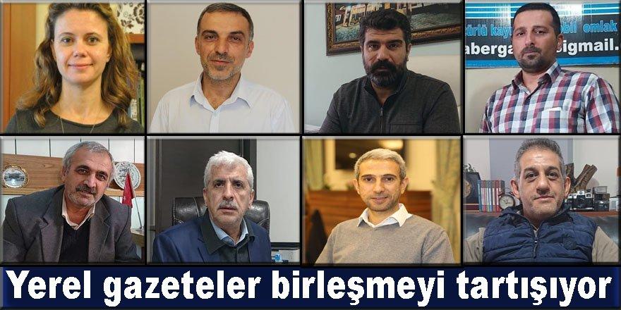 Diyarbakır'da yerel gazeteler birleşmeyi tartışıyor
