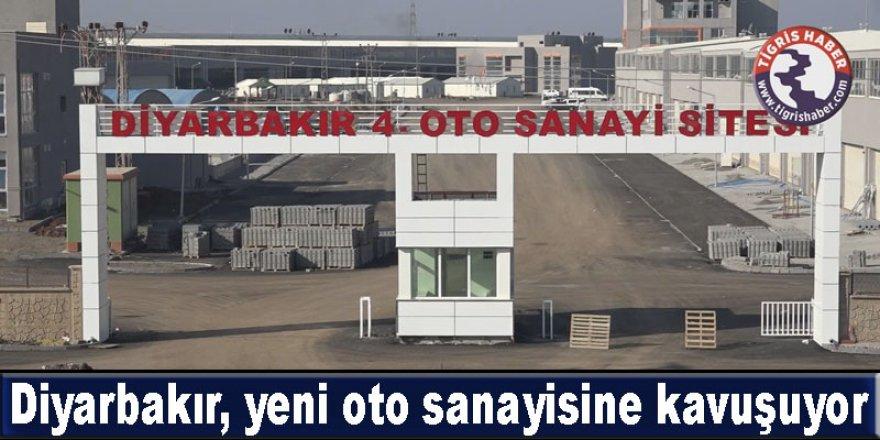 Diyarbakır, yeni oto sanayisine kavuşuyor