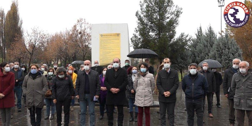 Leyla Güven'in tutuklanması Diyarbakır'da protesto edildi